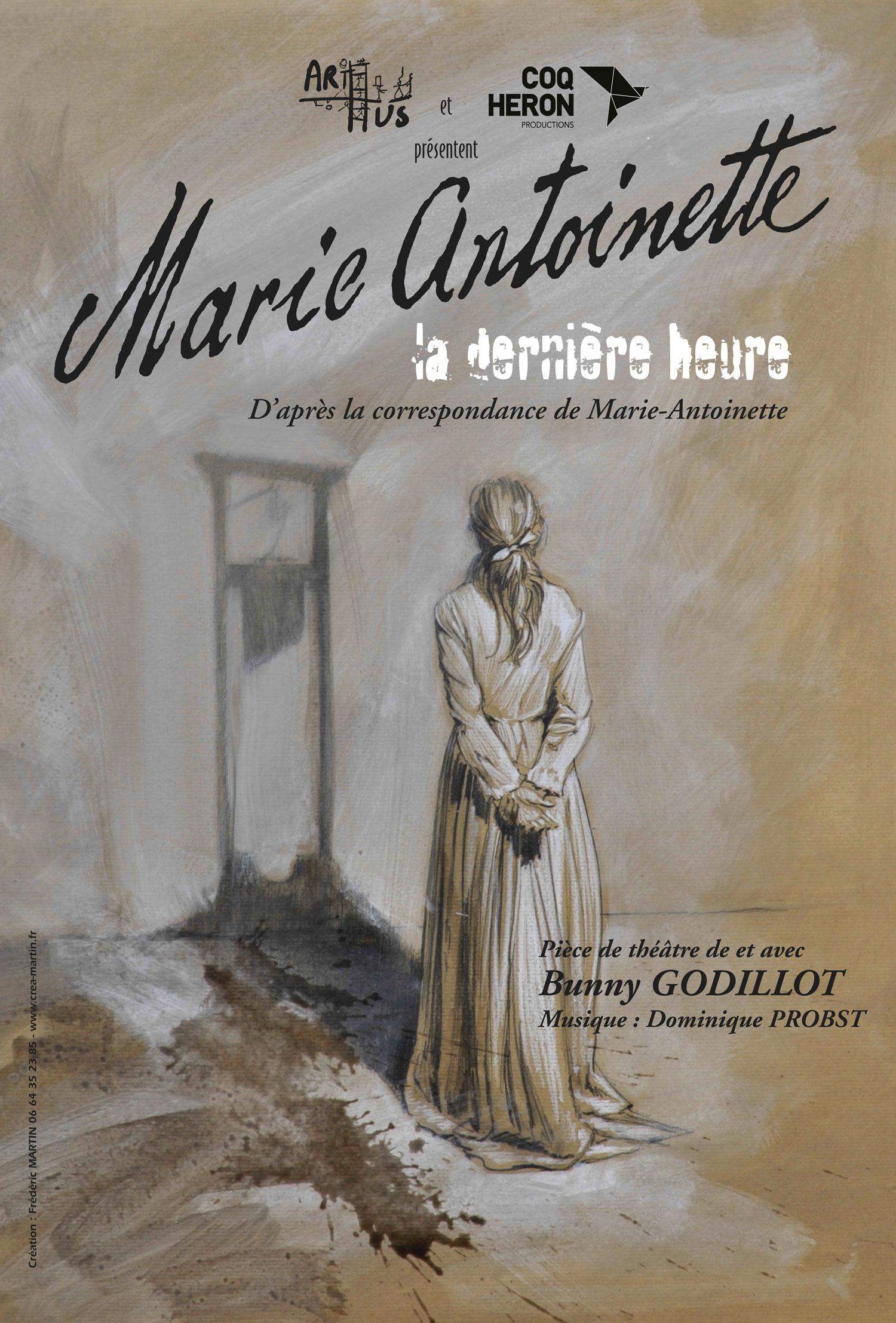 Marie-Antoinette, la dernière heure